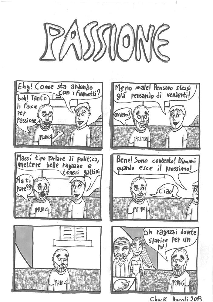 Fumetti Altrove - passione - sito fumetti altrove