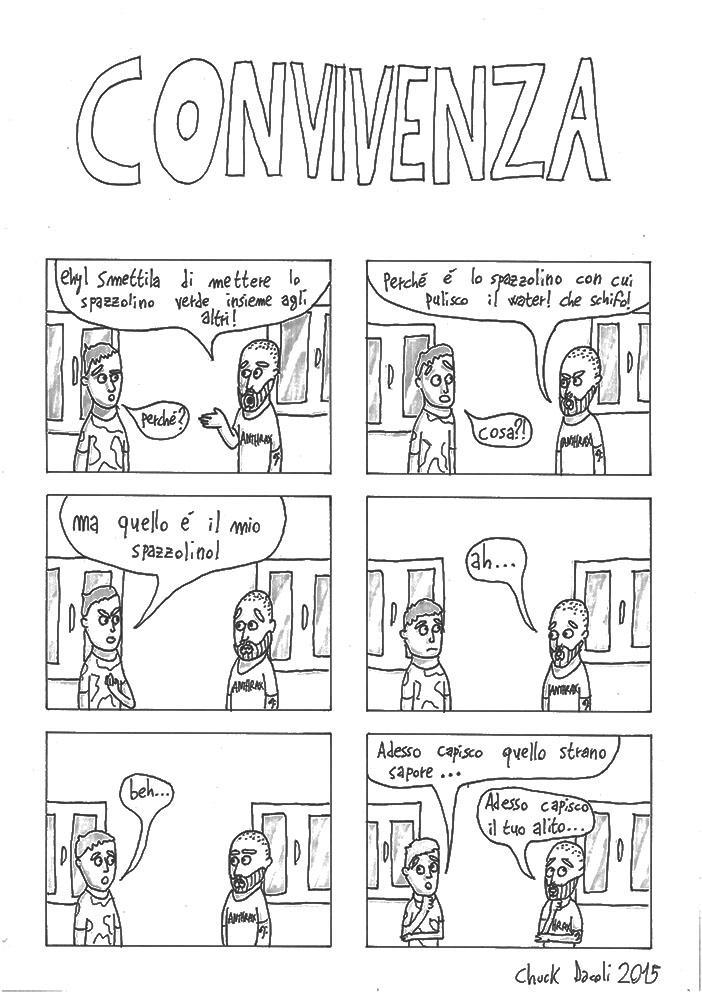 010 - Fumetti Altrove - Convivenza - sito fumetti altrove