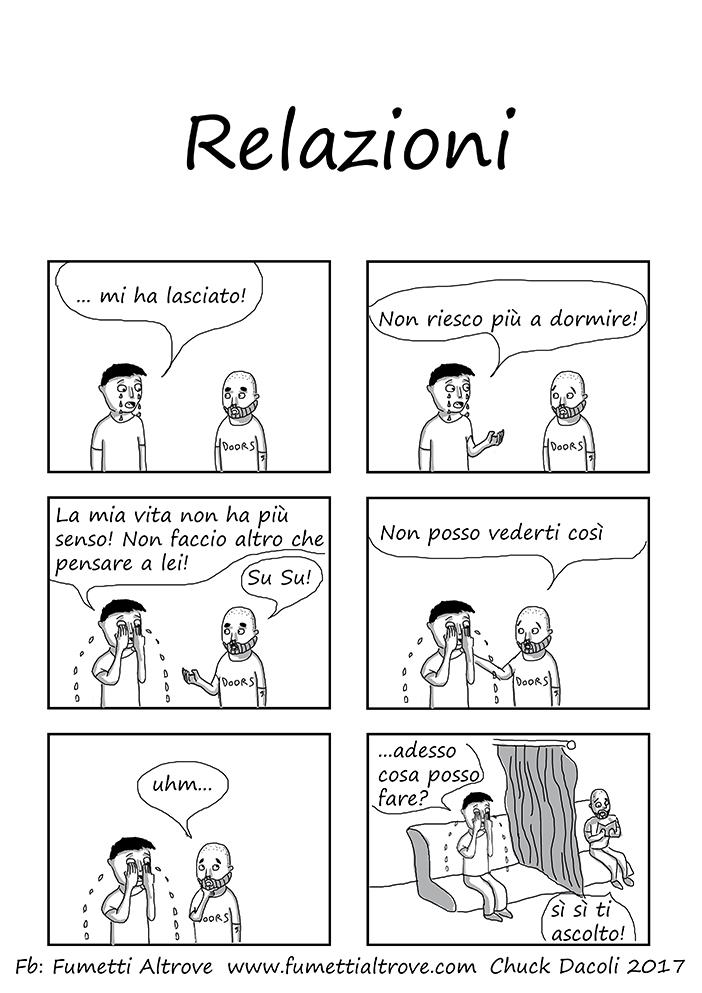 040 - Fumetti Altrove - Relazioni - sito