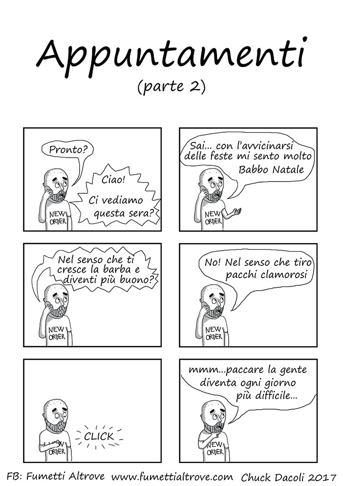043 - Fumetti Altrove - Appuntamenti parte 2 - sito