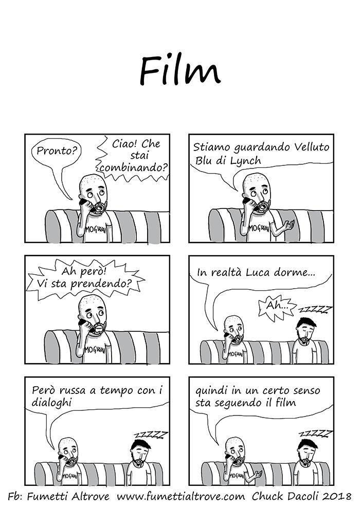 045 - Fumetti Altrove - Film - sito