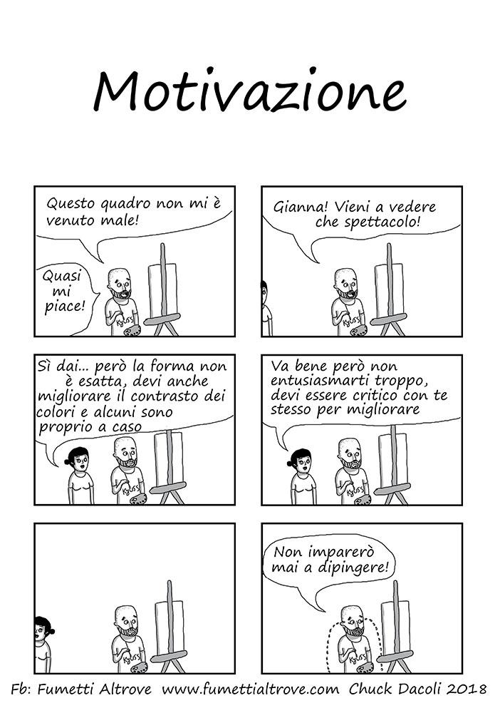 048 - Fumetti Altrove - Motivazione - sito