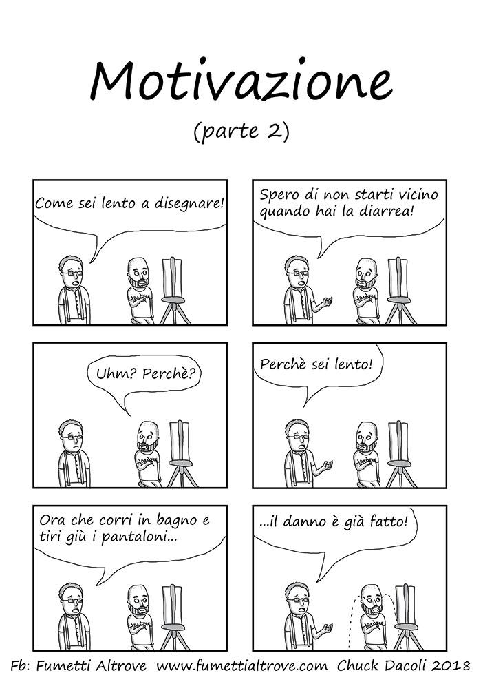 050 - Fumetti Altrove - Motivazione parte 2 -sito