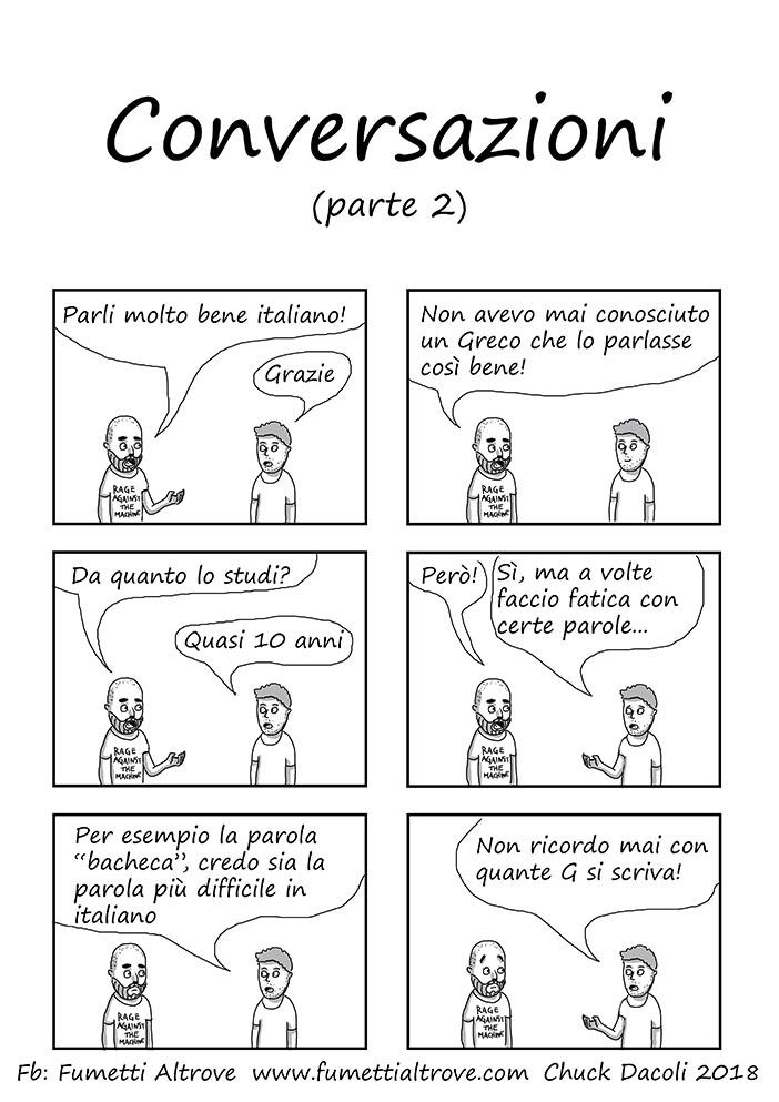 051 - Fumetti Altrove - Conversazioni parte 2 - sito