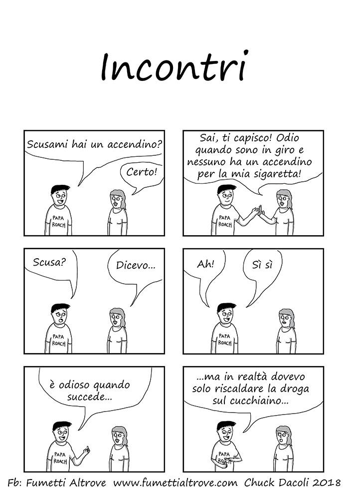 057 - Fumetti Altrove - Incontri - sito