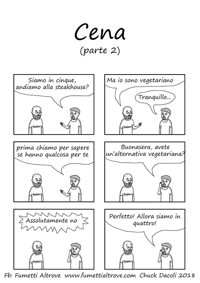 062 - Fumetti Altrove - Cena parte 2 - sito